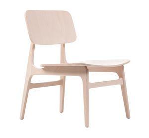 ART. 310-LE ROSE, Liegestuhl aus Holz