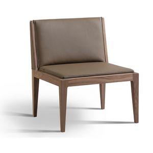 Malibù 3802/F, Liegestuhl aus Holz