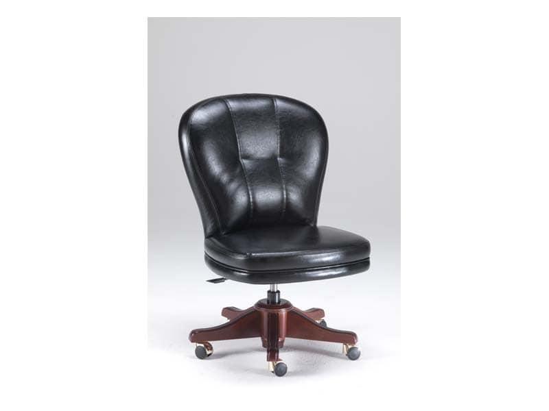 Kent 3, Luxuriöse Bürostuhl, für Studio