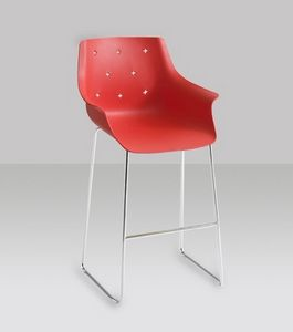 More ST 66/76, Vielseitiger Hocker mit modernem Design