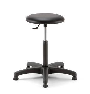 Mea Soft 02, Hocker mit runder Sitzfläche