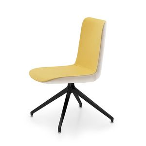 Angy, Stuhl mit anpassbarer Basis