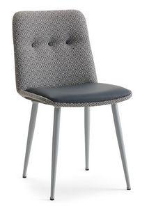 Cass-SM, Sehr bequemer Stuhl, dank der Polsterung mit hoher Dichte