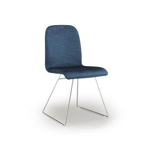 Ciao-M, Metallstuhl mit Schlittenfuß