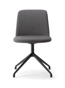 CLOÈ CHAIR 025 SZ, Stuhl mit vier Speichen