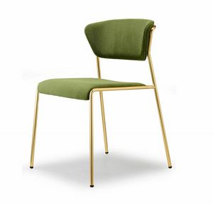 Lisa, Stuhl inspiriert von den 50er und 60er Jahren