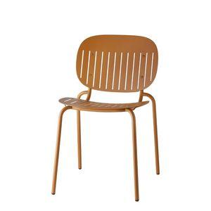 Si-Si, Metallstuhl, auch für den Außenbereich