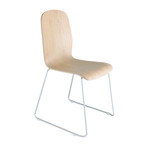 Milù Sled, Stuhl mit Schlittenfuß
