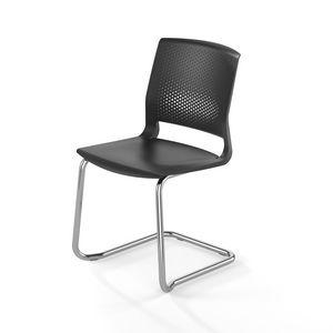 Bea SL, Stuhl mit Freischwinger
