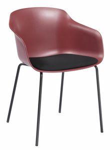 Dame NA, Umhüllender Sessel