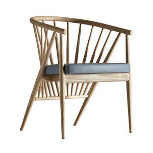 Jenny 3805, Sessel aus Holz