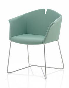 Kuad, Sessel für Bar und Wartezimmer