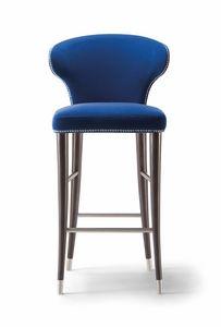 CAMELIA BAR STOOL 051 SG, Hocker mit außergewöhnlichem Komfort und Charme