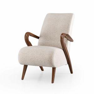 ART. 3430, Sessel mit hoher Rückenlehne
