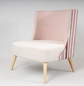 BS533A - Sessel, Bequemer Sessel mit hoher Rückenlehne