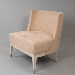 BS600A - Sessel, Sessel mit abgerundeter Rückenlehne