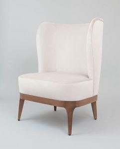 C63, Bergere Sessel mit hoher Rückenlehne