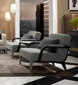 Dilan Art. D84, Bequemer Sessel mit Armlehnen