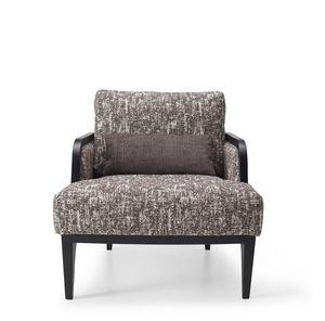 Dilan Art. D85, Sessel mit gepolsterten Armlehnen
