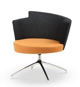 ELIPSE 1X, Wartezimmer-Sessel