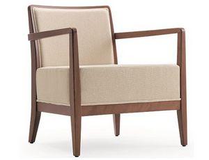Godiva-PL, Sessel zum Lesen und Entspannen