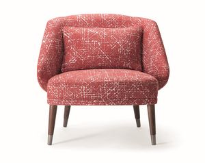 MEG LOUNGE CHAIR 071 P, Gemütlicher gepolsterter Sessel