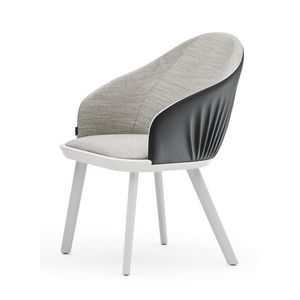 Rivolì 03333, Feuerfester Sessel für Restaurants