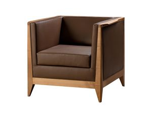 Torino 3894, Sessel mit essentiellem Design