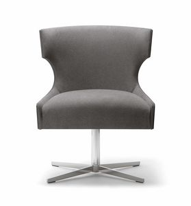 XIE LOUNGE CHAIR 053 P X, Sessel mit Quergestell