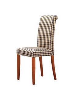 299, Stuhl mit geradem Rücken, für den Objektbereich
