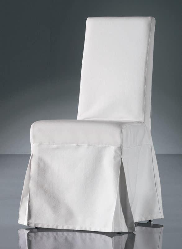 ART. 139 TEDDY , Buche Stuhl mit abnehmbarem gepolstertem Sitz, Wohnzimmer