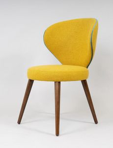 BS477A - Sedia, Stuhl mit umhüllender Rückenlehne