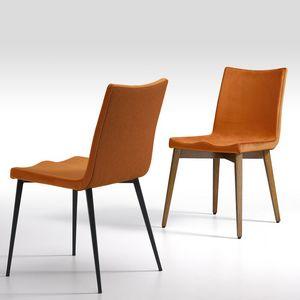 Haru, Ergonomischer Stuhl zum Wohnen
