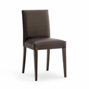 RELAX BASSA, Gepolsterter Stuhl mit modernen Linien, für Konferenzräume