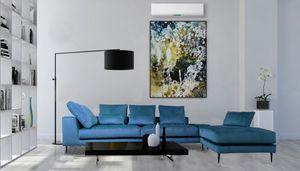 Arabel, Modulares Sofa mit abnehmbarem Bezug