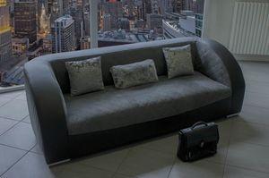 Botticelli, Modernes Sofa, das sich durch die Weichheit der Sitze auszeichnet