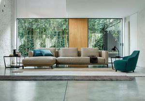 Bowie, Bequemes und umh�llendes Sofa