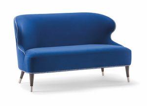 CAMELIA SOFA 051 D, Zweisitzer-Sofa