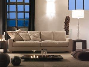 Celeste, Sofa in verschiedenen Größen und Module