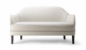 CHICAGO SOFA 015 D, Sofa geeignet für elegante und anspruchsvolle Umgebungen