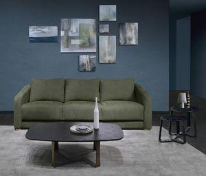 DI55 Desyo Sofa, Bequemes Dreisitzer-Sofa