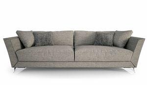 Eliot, Sofa mit weicher Polsterung