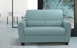 Felix, Kleines Sofa mit abgerundeten Formen