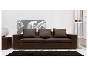 Free, Moderne Sofa, Stoff in Acrylfasern, zum Hotel