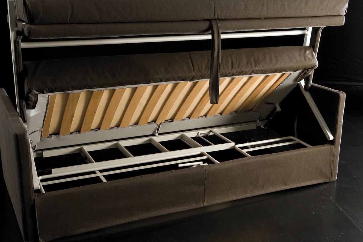 George, Sofa Cabrio in ein Etagenbett