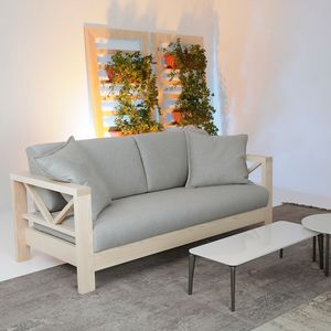 Hollywood Classic, Sofa mit abnehmbarer Polsterung