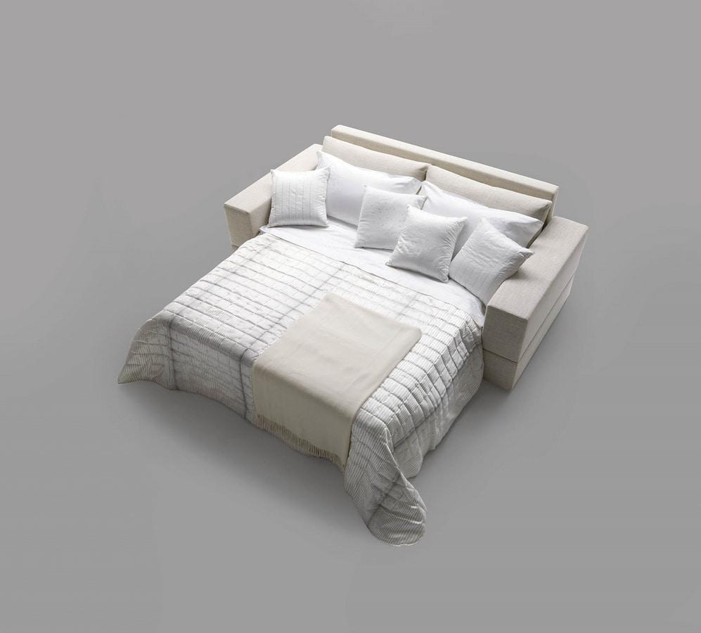 Jaco, Modernes Schlafsofa für zu Hause