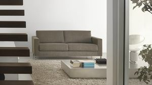 James, Cabrio Sofa mit Metallf��en