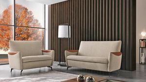Kilt, Kleines Sofa mit abgerundeten Formen