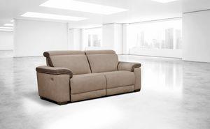 Kufra, Sofa in fester oder Entspannungsversion